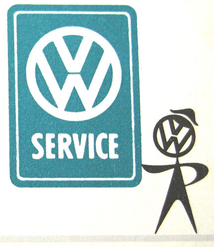 vw bubblehead service