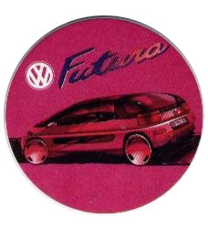 vw futura button