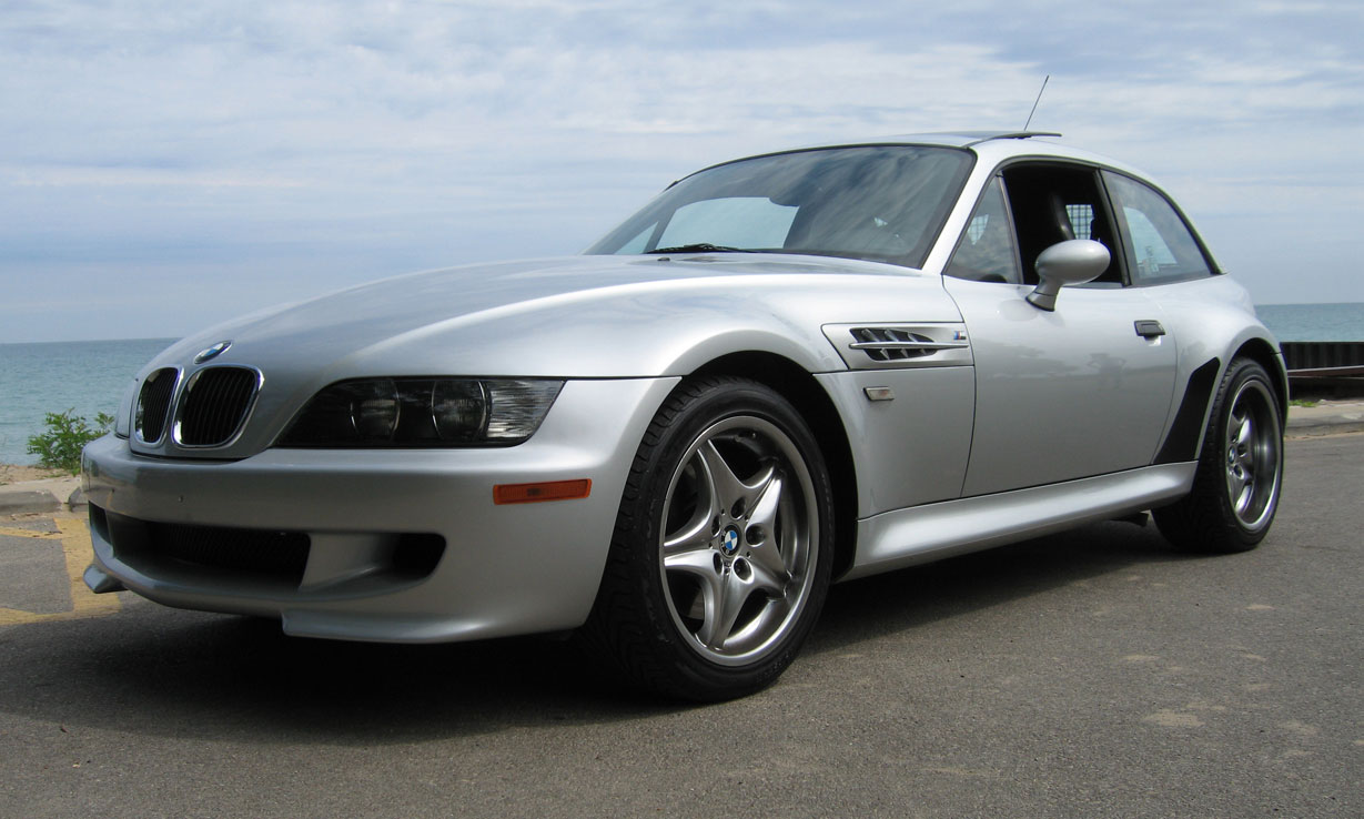 2001 BMW M Coupe.