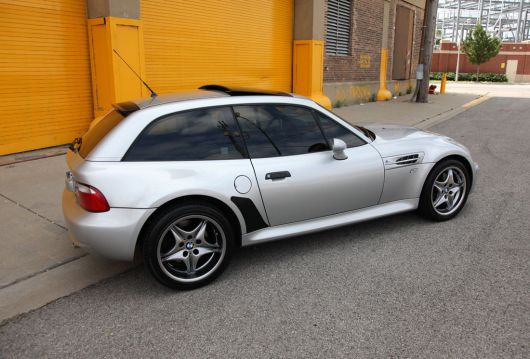 bmw m coupe 01 02