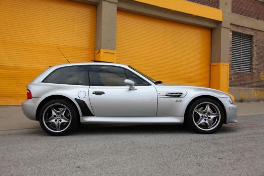 bmw m coupe 01 03
