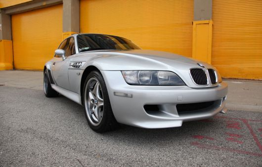 bmw m coupe 01 07