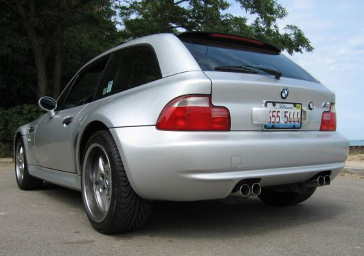bmw m coupe rs3
