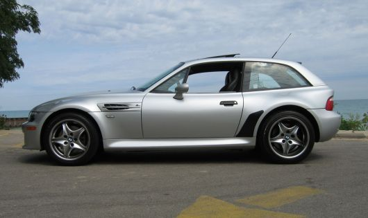 bmw m coupe side1