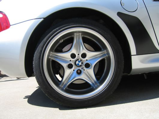 bmw m coupe wheel
