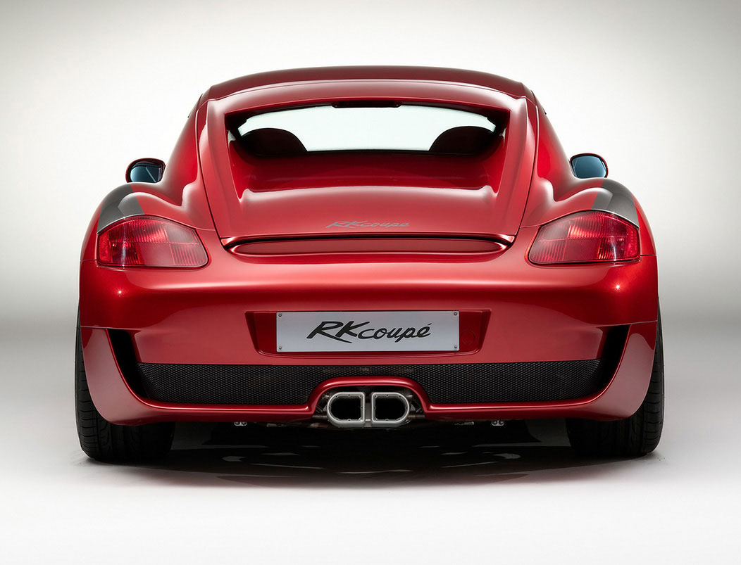 Car Shipping Companies >> RUF RK Coupe Cayman : 2007 | Cartype