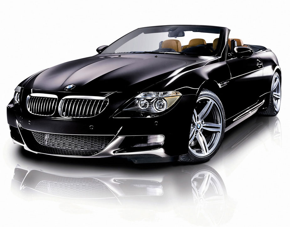 Bmw M6 Black Edition. BMW M6 Individual : 2007