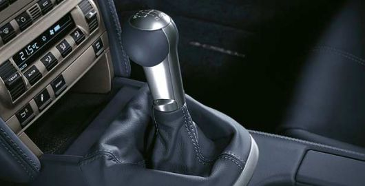 porsche 911 997 turbo shift