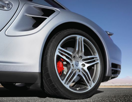 porsche 911 997 turbo wheel