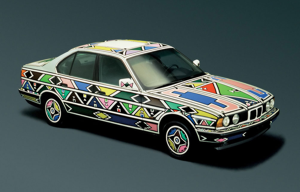 Nelson Auto Group >> BMW Art Cars | Cartype