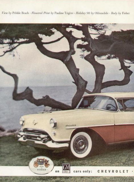 fisher chevy ad