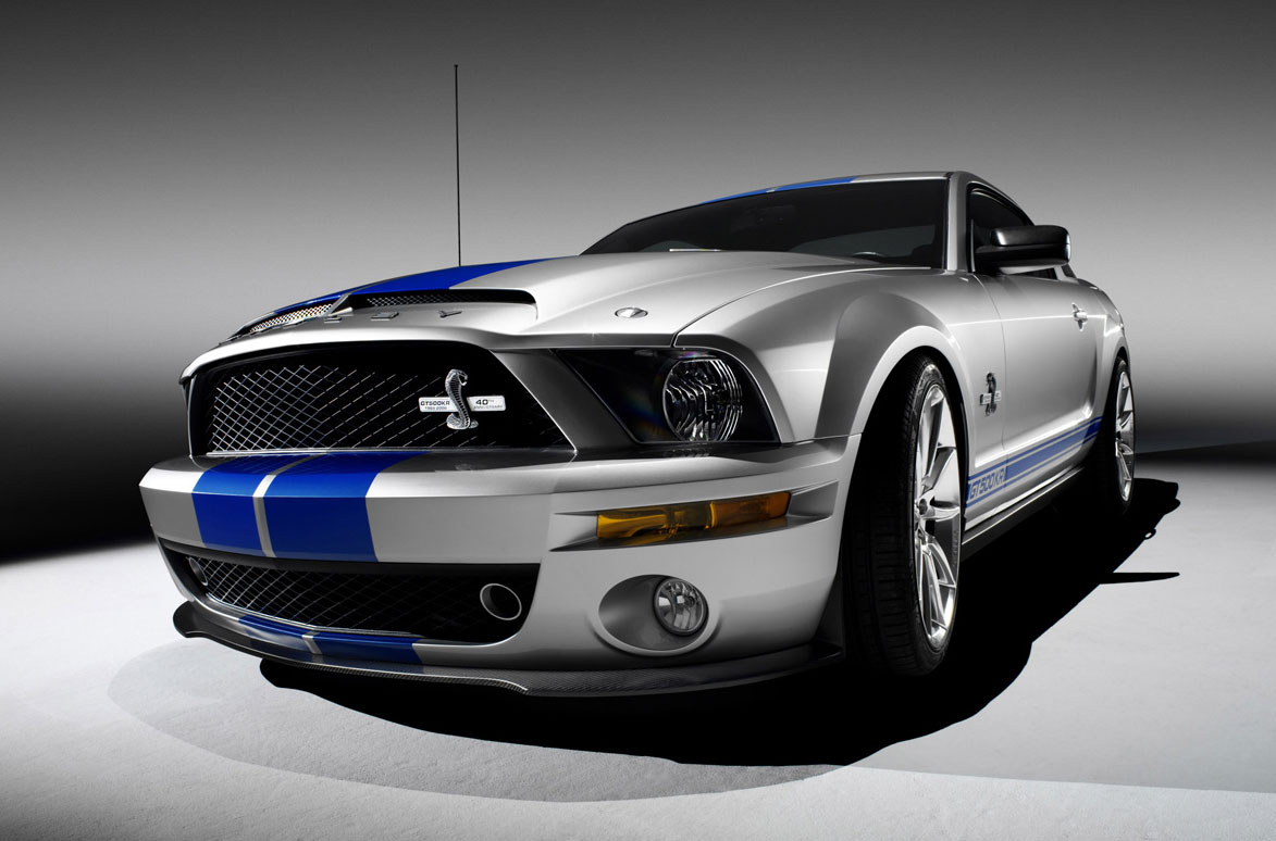 What Is Svt >> Ford Mustang Shelby Cobra GT500KR : 2008 | Cartype