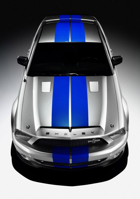 ford mustang shelby cobra gt500kr ft