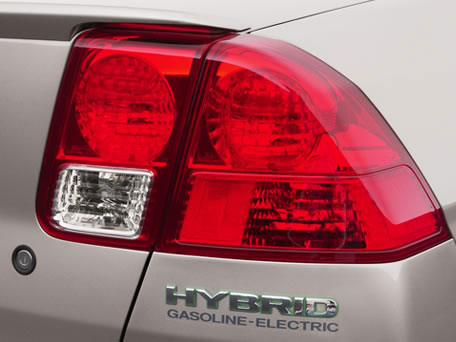 honda civic h rearlight