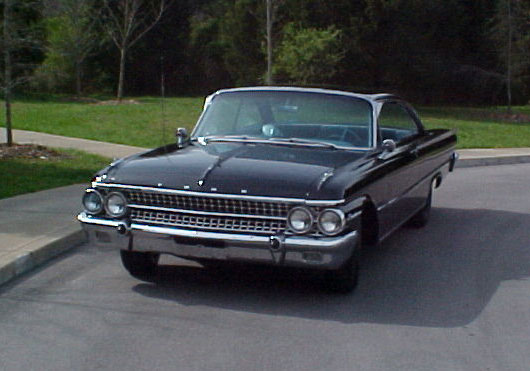 Ford Galaxie Starliner 1961 Cartype