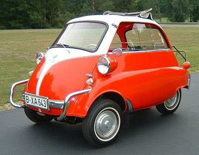 BMW Factory Tour >> BMW Isetta 300 : 1958 | Cartype