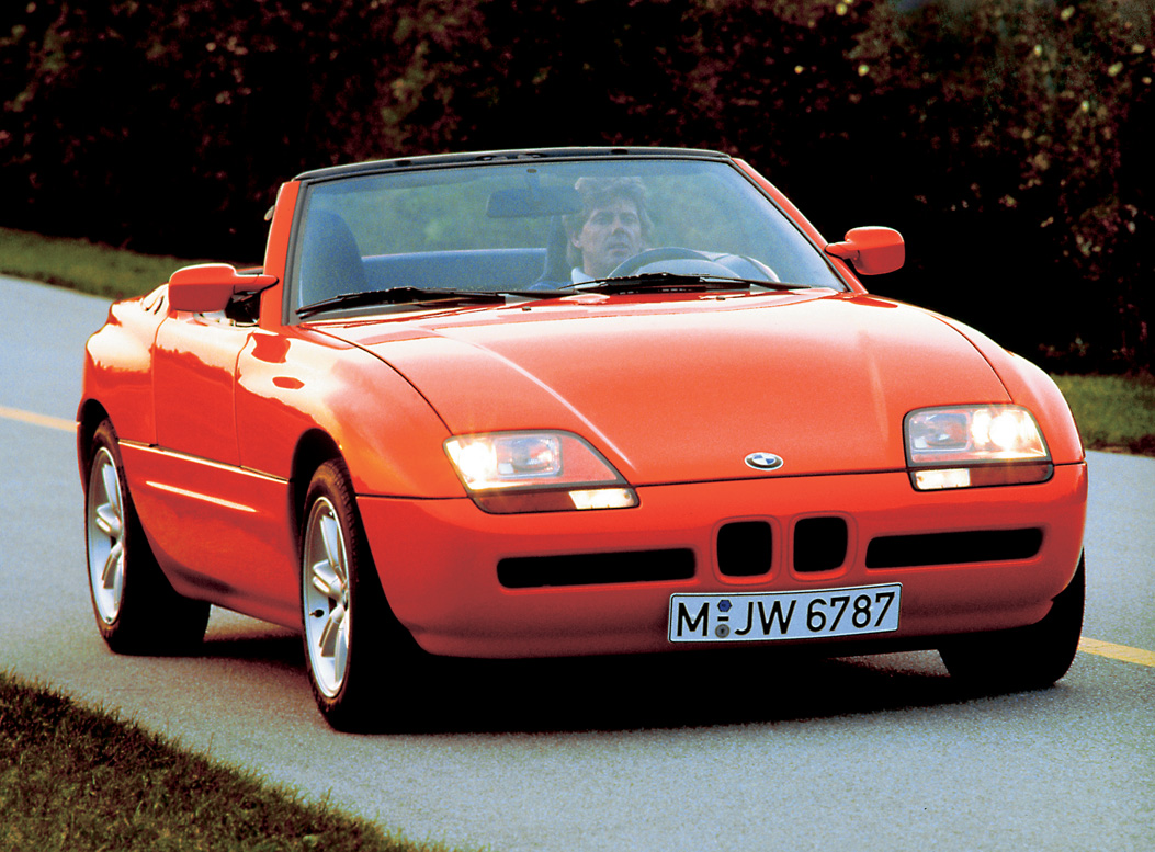 bmw z1 1990 cartype. Black Bedroom Furniture Sets. Home Design Ideas