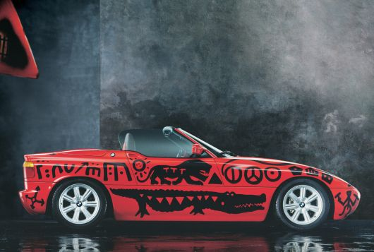bmw z1 ar penck art car 3 91