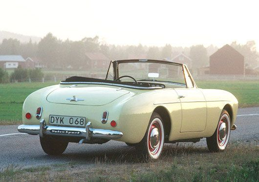 volvo p 1900 rs