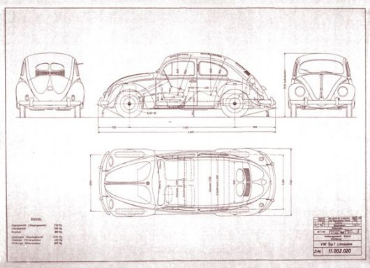 beetle split window blueprint