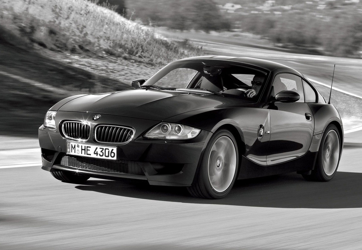 Bmw Z4 Mcoupe 2007 Cartype