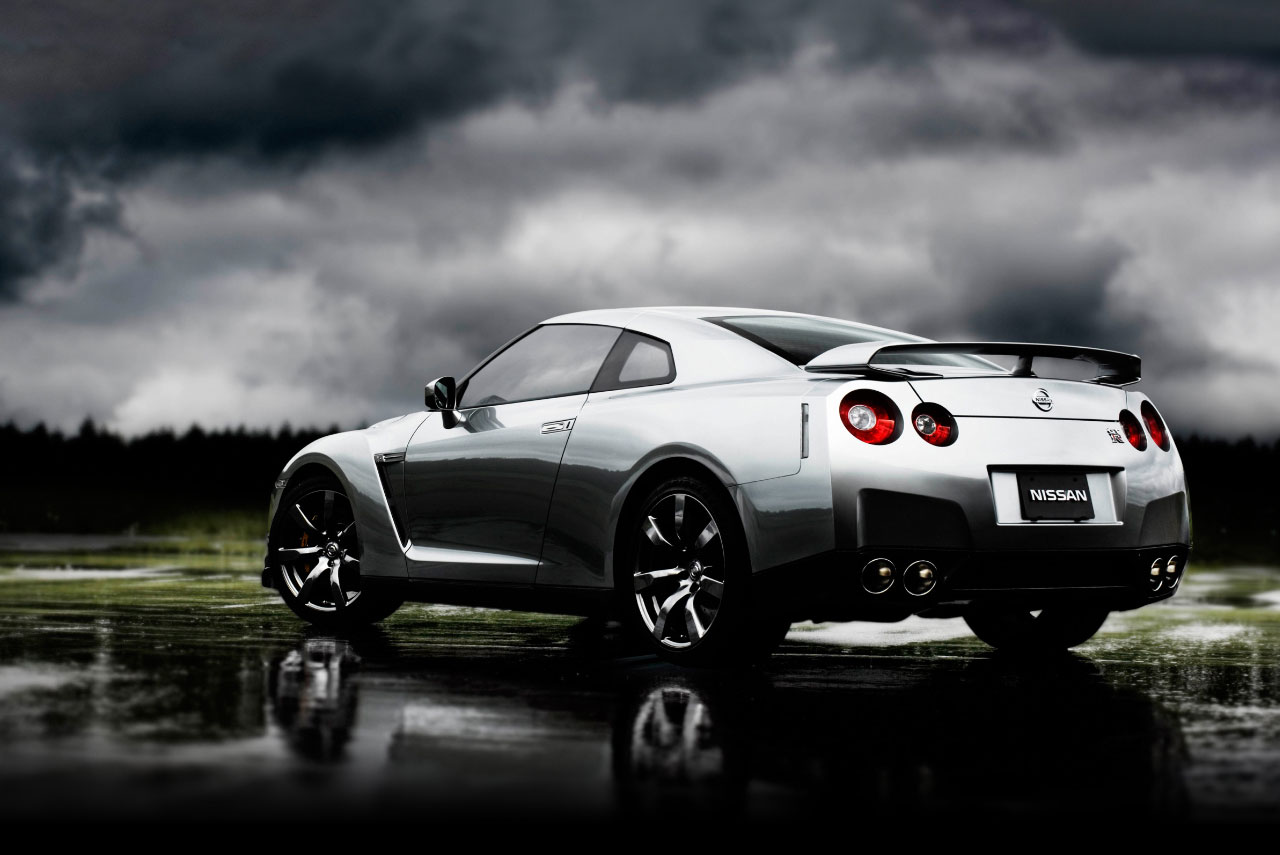 Nissan Gt R 2009 Cartype