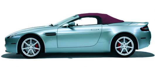 aston martin vantage roadster side10