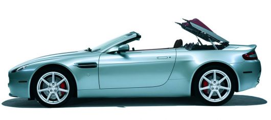 aston martin vantage roadster side3
