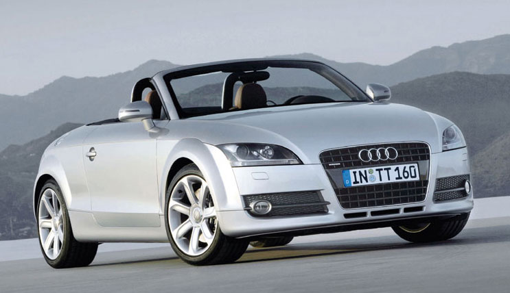 audi tt roadster 2008 cartype. Black Bedroom Furniture Sets. Home Design Ideas