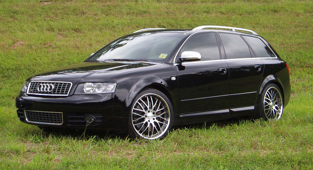 audi s4 avant 2004 cartype. Black Bedroom Furniture Sets. Home Design Ideas