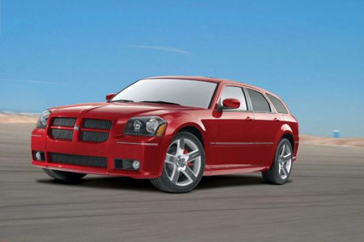 dodge magnum srt 8 draw
