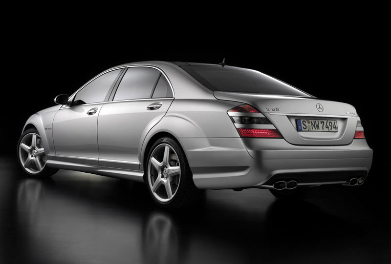 Mercedes Benz S Class Amg. Mercedes-Benz S65 AMG : 2006