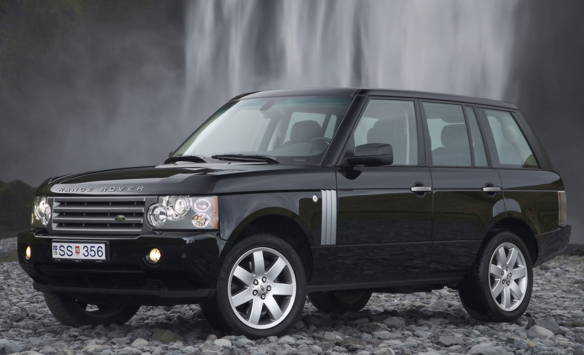 Land Rover Range Rover Sf on 2004 Range Rover Hse Engine
