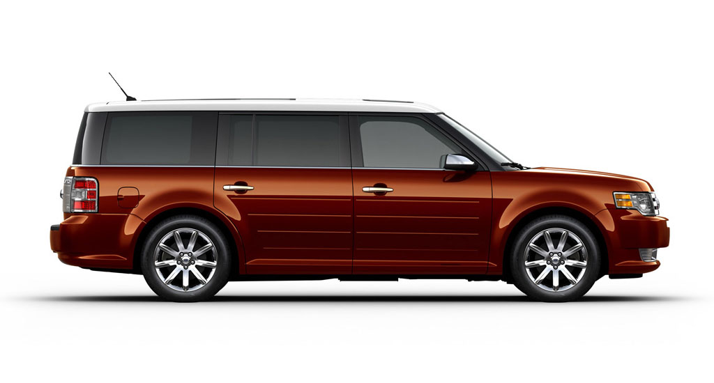 Flex Fuel Vehicles >> Ford Flex : 2009 | Cartype