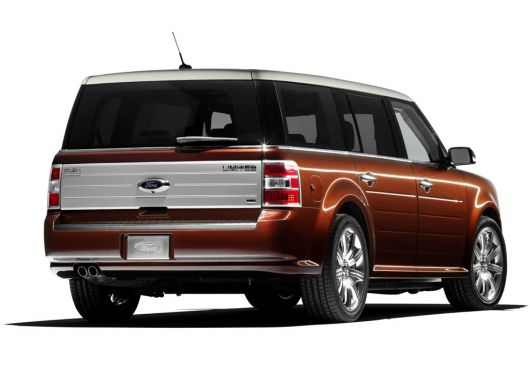 ford flex rs1