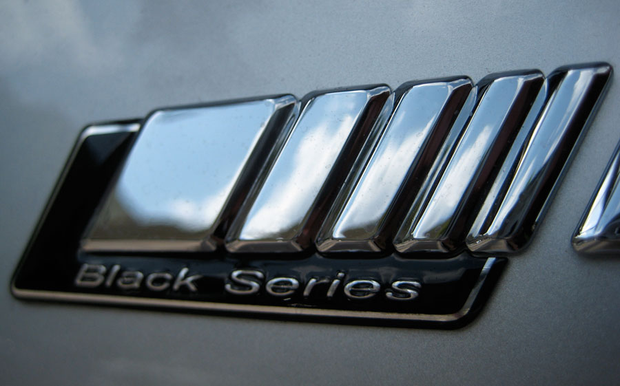 Mercedes Benz Amg Black Series. Mercedes-Benz AMG Black Series