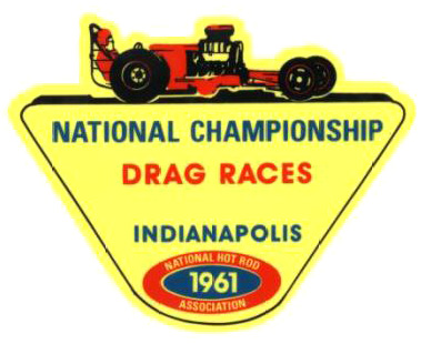1961 national championship drag races