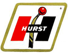 hurst decal