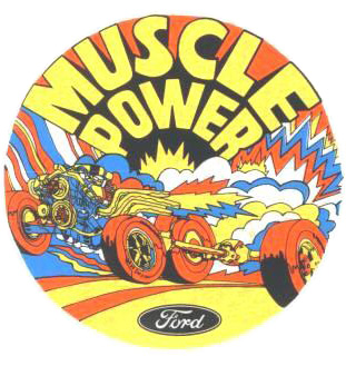 muscle power frod 60s