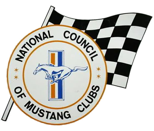 national council mustang 60s