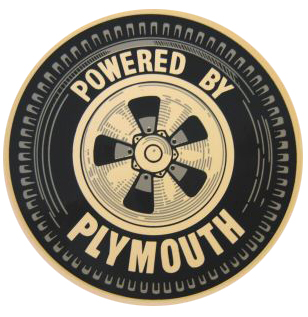 powered by plymouth 60s