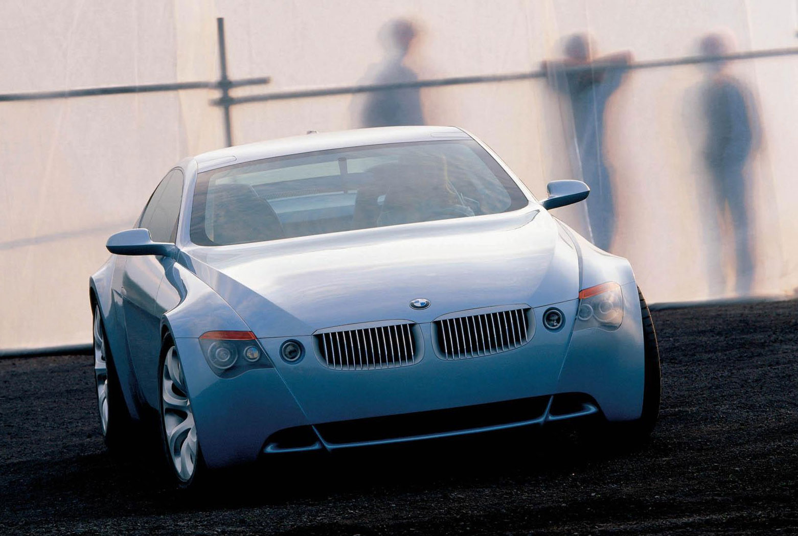Bmw Z9 Coupe 1999 Cartype