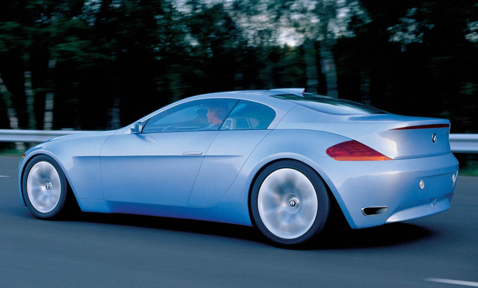 BMW Z9 Coupe : 1999 | Cartype