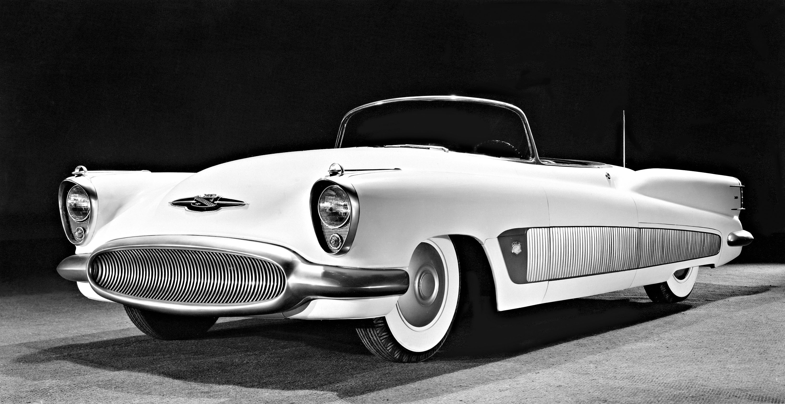 1951 Buick XP-300. (source: GM)