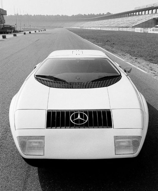 mercedes benz c111 bw2