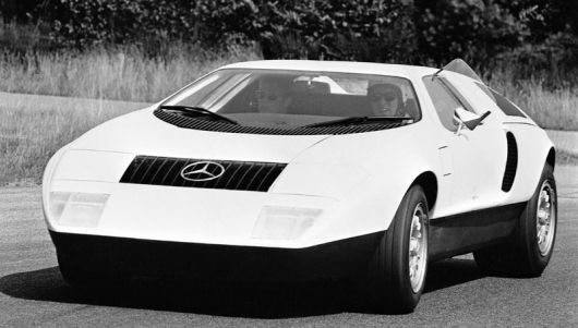 mercedes benz c111 bw4