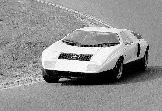 mercedes benz c111 bw6
