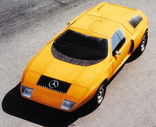 mercedes benz c111 ft