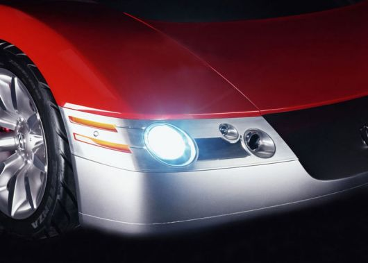 acura dn x headlight