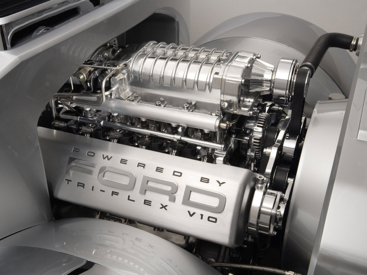 Ford Super Chief Engine